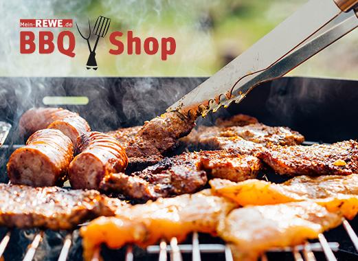 BBQ-Shop von REWE Schürbüscher
