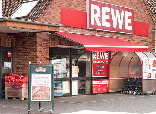 REWE Schürbüscher in Herzfeld
